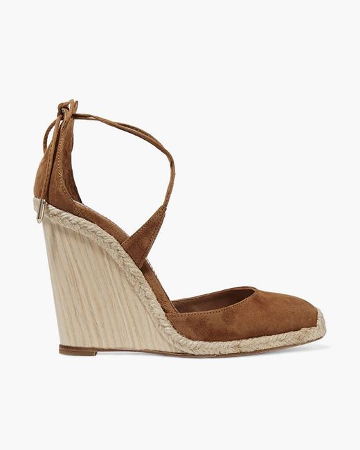 Picture of Laria Suede Heels